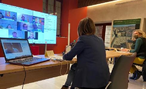 Murcia vuelve a liderar el grupo de trabajo de ciudadanía digital de Eurocities