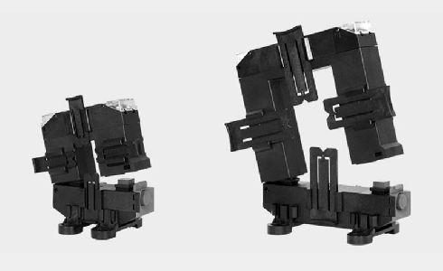 Nueva gama TQ. Transformadores de núcleo partido para medida de corriente
