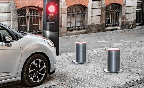 Benito: Nueva línea de pilonas automáticas