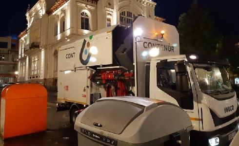 Bermeo confia a CONTENUR el suministro y mantenimiento de los contenedores de residuos urbanos