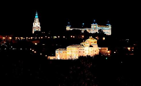 Nuevas inversiones para mejorar el alumbrado del Polígono Industrial de Toledo