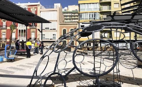 Nuevo espacio de ocio para los más pequeños en Almería