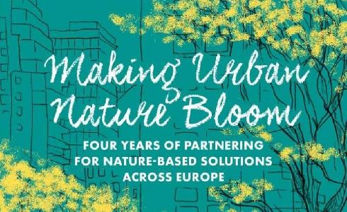 Nuevo libro inspira la adopción de soluciones basadas en la naturaleza