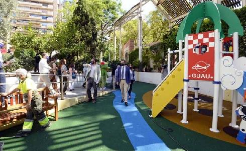 'Oasis', el proyecto pionero que reduce las partículas de contaminación hasta un 81% implantado por primera vez en Murcia