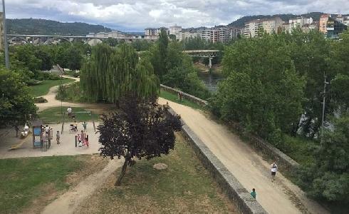 Ourense pondrá en valor el paseo del río Miño como gran zona de ocio