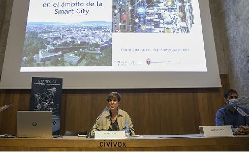 Pamplona hace de laboratorio para el testeo de soluciones inteligentes para las ciudades