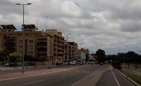 Paterna concluye la instalación de alumbrado LED en la Avenida Tomás y Valiente del barrio de Bovalar
