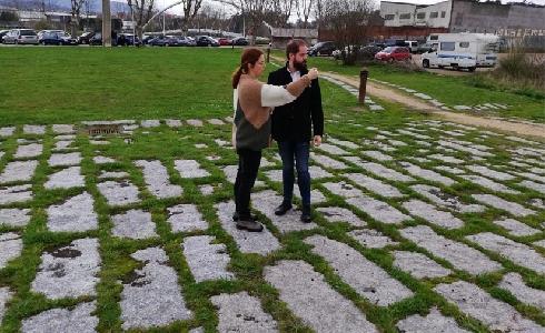 Pontevedra aumenta los esfuerzos en limpieza de áreas verdes y parques infantiles