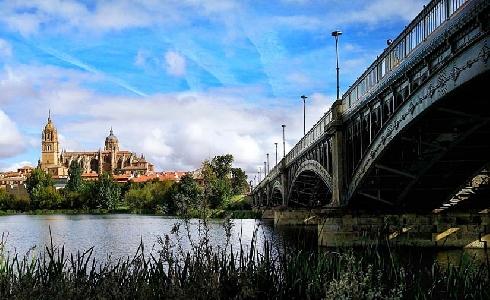 Salamanca inicia la urbanización de la zona norte del barrio Tejares
