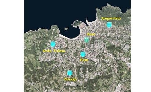San Sebastián elaborará un plan de calidad del aire