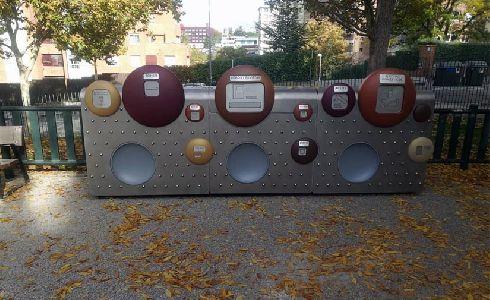 Sanimobel instala nuevos Puntos Limpios de Proximidad (PLP) en Madrid