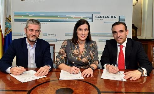 Santander City Brain Eco impulsará la innovación abierta para avanzar en la sostenibilidad de la ciudad
