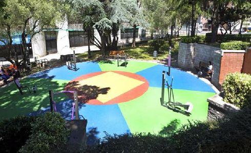 Santander destina cerca de 250.000 euros a mejorar los parques de La Magdalena y Las Llamas
