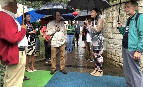 Santander mejora diez parques y espacios públicos en distintos barrios