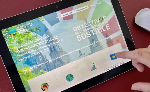 Santiago de Compostela alinea las políticas públicas municipales con los objetivos de desarrollo sostenible de la Agenda 2030