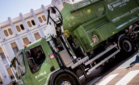 Se intensifica la desinfección y la salubridad de las calles de Melilla