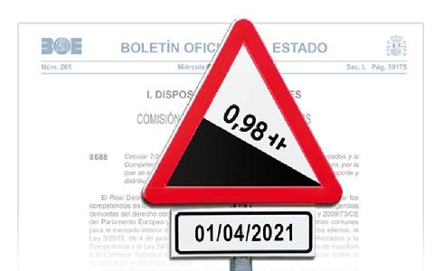 Se ratifican las nuevas penalizaciones por energía reactiva capacitiva