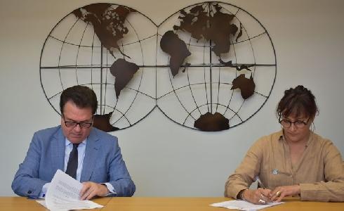SEO/BirdLife y Urbaser firman un convenio para fomentar la conservación de la biodiversidad en zonas verdes urbanas