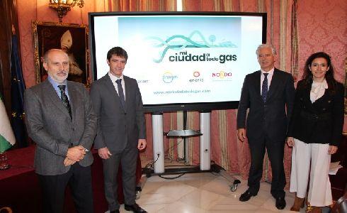 Sevilla acoge el arranque de una iniciativa para promover el gas natural en la movilidad del futuro