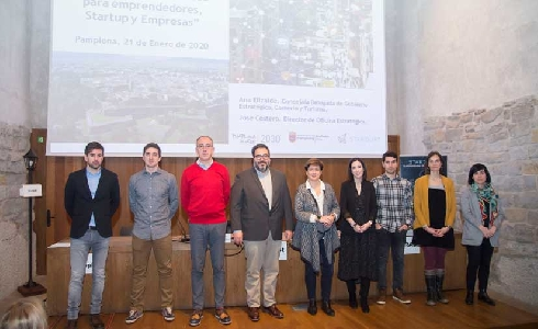 Smart Iruña Lab: El Ayuntamiento apuesta por una Pamplona verde, innovadora, creativa y socialmente inclusiva
