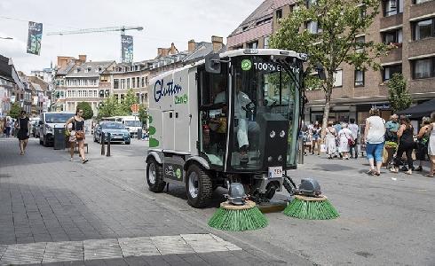 SVAT presenta GLUTTON, indispensable para la limpieza de las ciudades