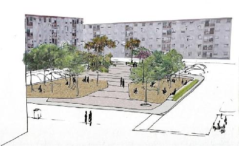 Tarragona remodela los barrios de San Pedro y San Pablo