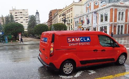 Tecnología SAMCLA al servicio de las zonas verdes de albacete