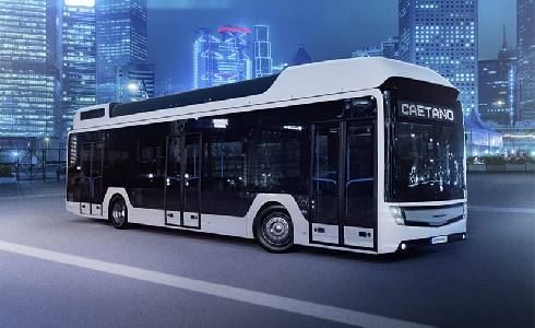 TMB incorporará ocho autobuses de hidrógeno, los primeros para un servicio urbano en España