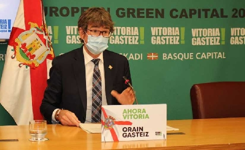 Tres barrios de Vitoria estrenarán el sistema de recogida neumática de residuos el 19 de octubre