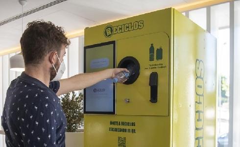 Un millón de personas en Cataluña tienen acceso al reciclaje con recompensa de Reciclos