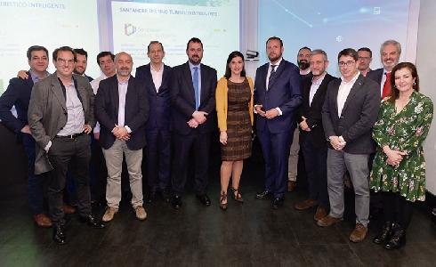 Una delegación del Ayuntamiento de Murcia conoce de primera mano el modelo de ciudad inteligente de Santander