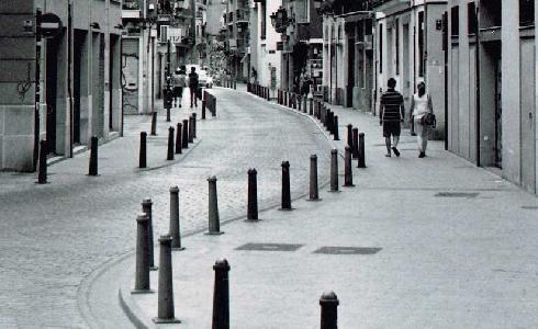 Una guía para todas las actuaciones de peatonalización blanda de Valencia