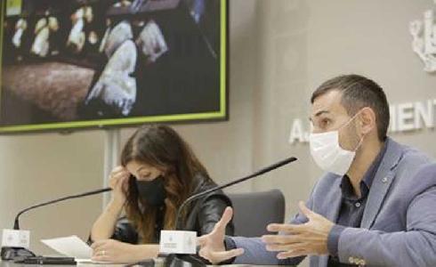 Valencia colocará 1200 nuevos contenedores de plástico antes de que acabe el año