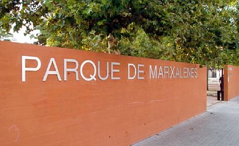 Valencia comienza la construcción de un parque de juegos infantiles inclusivos en el parque de Marxalenes