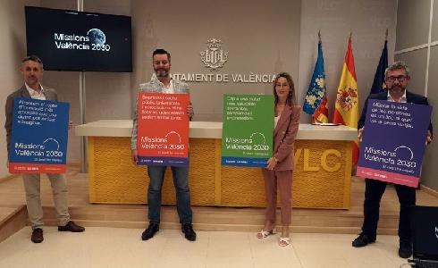 Valencia, finalista en los premios para ser la Capital Europea de la Innovación 2020