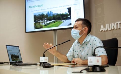 Valencia licita la redacción del Plan Verde y de la Biodiversidade de Valencia para una ciudad