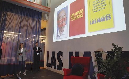 València quiere convertir su centro de innovación Las Naves en referente en Europa