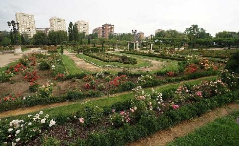 Valladolid destina cinco millones de euros para la reparación y reforma de las zonas verdes, parques y jardines