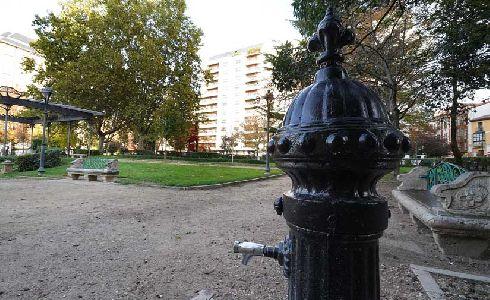 Valladolid inicia la instalación de trece nuevas fuentes de agua potable