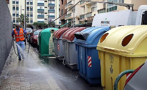 Valoriza Medioambiente prestará el servicios de limpieza viaria y recogida de residuos de Santa Cruz de Tenerife