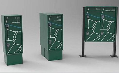 Vitoria-Gasteiz contará con un sistema logístico de buzones inteligentes