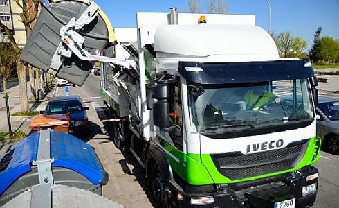 Vitoria-Gasteiz, premiada con la Escoba de Oro por la gestión de los residuos y la limpieza de la ciudad