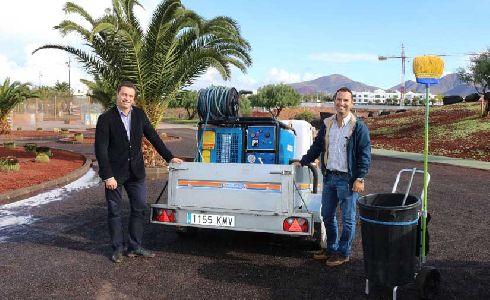 Yaiza saca a concurso la recogida de basura y limpieza viaria del municipio requiriendo mejoras en la prestación del servicio
