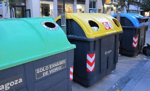 Zaragoza alcanza en 2020 el objetivo de reciclar el 50% de todos los residuos generados