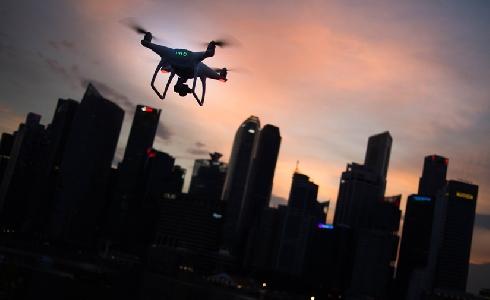 Zaragoza explora las posibilidades del uso de drones en entornos urbanos