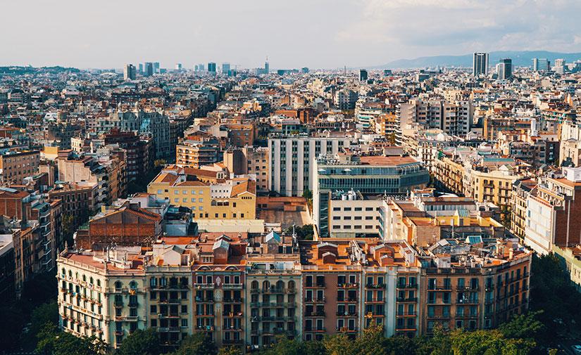 Superislas de Barcelona, un modelo de ciudad sano y sostenible