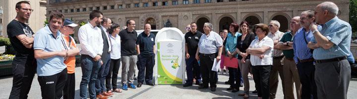 Zaragoza contará con más de 150 nuevos contenedores de aceite