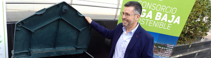 El Consorcio Vega Baja Sostenible distribuirá 256 compostadoras de biorresiduos fabricados con plástico 100% reciclable