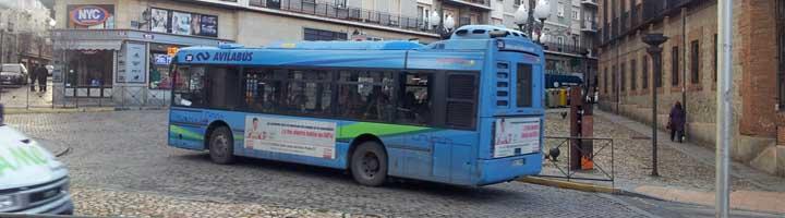 Ávila apuesta por la movilidad sostenible renovando la flota de autobuses urbanos