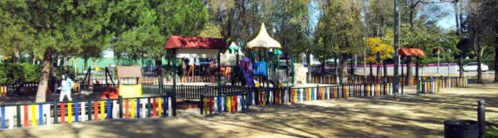 Torrejón de Ardoz comienza las obras de mejora de 26 parques que suman más de 600.000 metros cuadrados